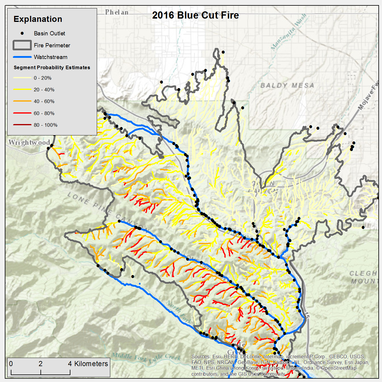 Emergency essment of Post-Fire Debris-Flow Hazards on placer fire map, orlando fire map, alpine county fire map, carmel valley fire map, fallbrook fire map, bernardo fire map, cajon fire map, baltimore fire map, lakeside fire map, 2014 san diego fire map, trinity county fire map, mohave fire map, rancho cucamonga fire map, chula vista fire map, burney fire map, austin fire map, ukiah fire map, monterey fire map, la habra fire map, antioch fire map,