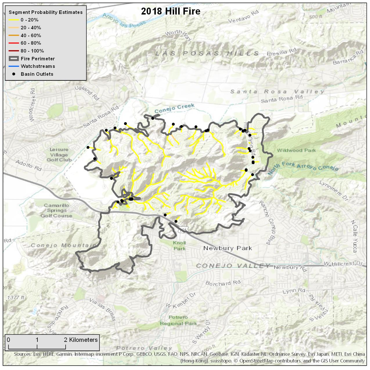 Valley Of Fire Map Pdf.Emergency Assessment Of Post Fire Debris Flow Hazards
